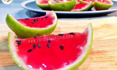 Vodka Watermelon Jello Shots